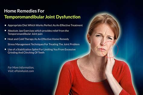 home remedies for temporomandiblar joint dysfunction