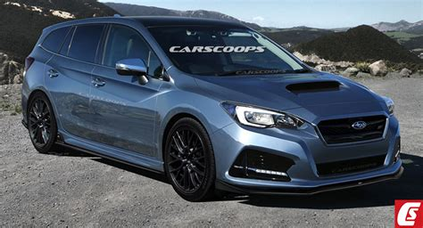 future cars 2018 subaru levorg wrx wagon for