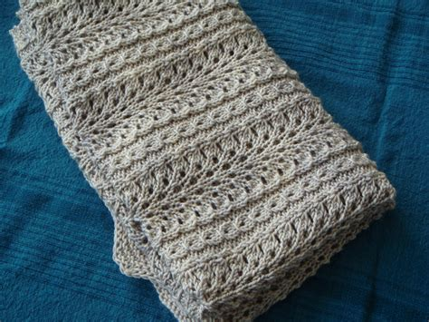 a knit shale baby blanket knitting mangoes