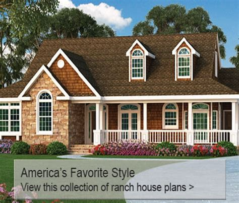 big porch house plans big ranch houses becuo house plans 57351 luxamcc