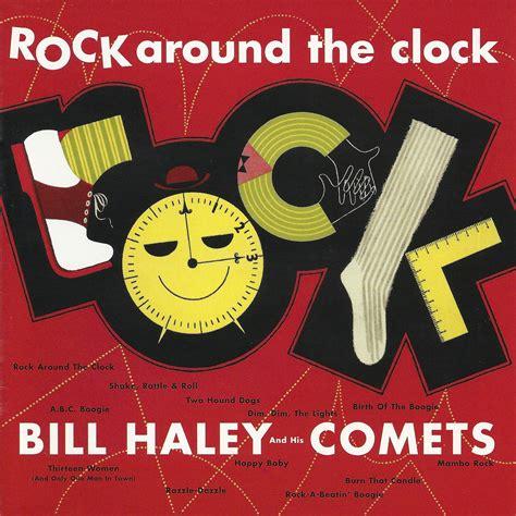 Original Album Cover Totes By Rock Musick by Rock Around The Clock Bonus Tracks Bill His