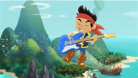 jake and the neverland pirates wallpaper apexwallpaperscom jake and the never land pirates images jake on guitar 5
