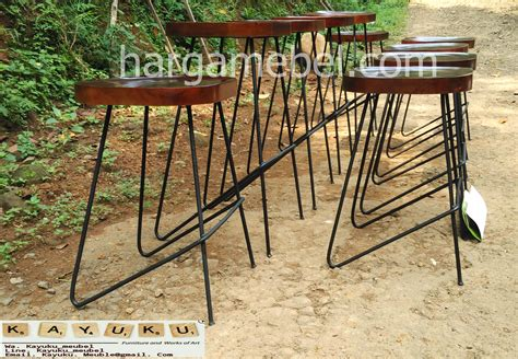 Sewa Kursi Bar jual kursi bar besi mebel jepara furniture minimalis