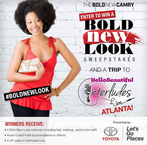 Temptation Is Beautiful Sweepstakes Win Your Trip To Vegas And More by Bold New Look Sweepstakes Atlanta Daily World