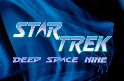 Deep Space Nine's Logo Could Have Looked Much Different ...