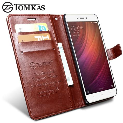 Original Xiaomi Leather Wallet Card Holder Bag xiaomi redmi note 4 cover tomkas original leather phone bag cover flip wallet coque