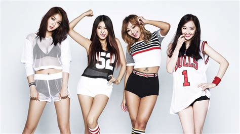 hot body korean boy band sistar remains unproblematic queens for the past 7 years