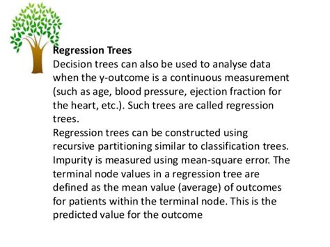 The Mba Decision by Decision Tree M B A Decsci