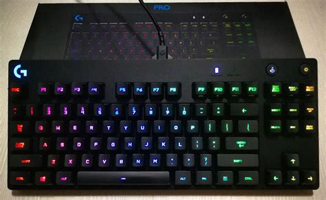 Keyboard Logitech G Pro review logitech g pro mechanical gaming keyboard