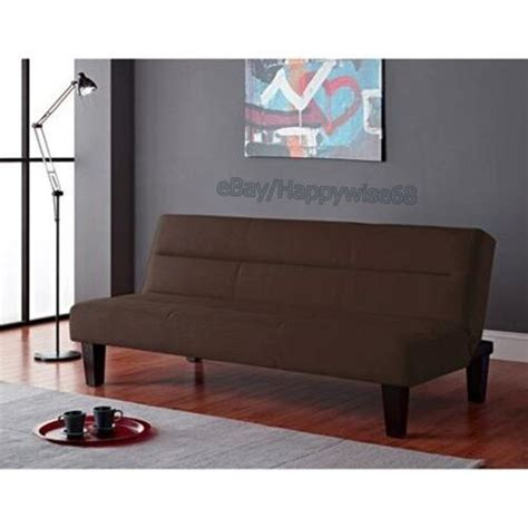 Stylish Futon Sofa Beds by Kebo Futon Sofa Bed Brown Color Modern Stylish