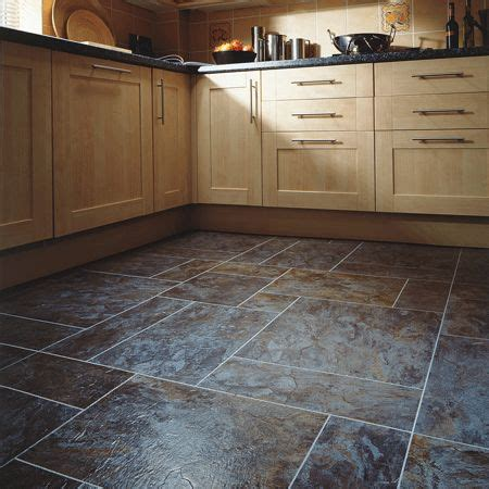 kitchen floor tile ideas flooring 3301 cabinets with 32 best images about kitchen on wood cabinets slate backsplash and cabinets