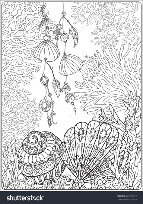 images  coloring pages  print underwater