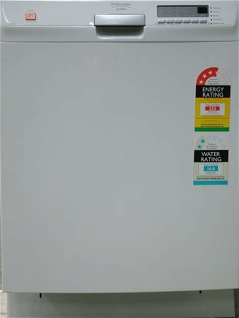 electrolux home products pty ltd dishlex dx303