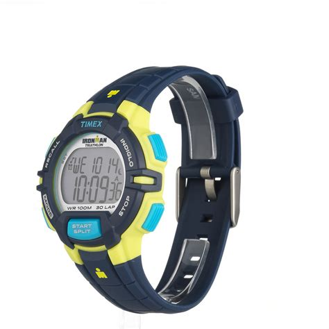 Timex Ironman Rugged by Timex Ironman S Triathalon Rugged 30 W Resin