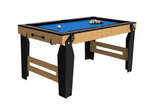 5ft Folding Pool Table 5ft Lay Flat Folding Leg Pool Table Ncprs 5 New Ebay