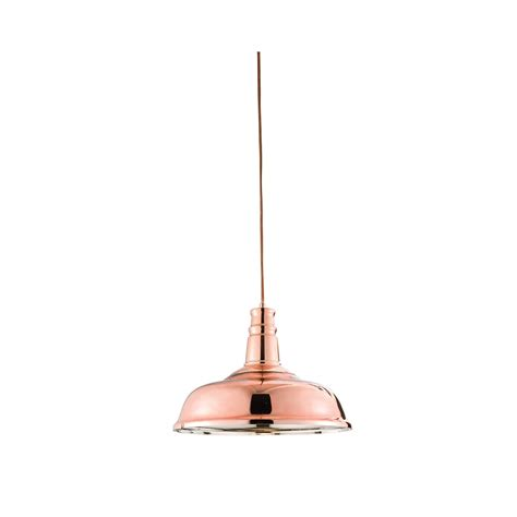 Copper Ceiling Lights Uk Endon 61705 Jackman Copper Ceiling Pendant