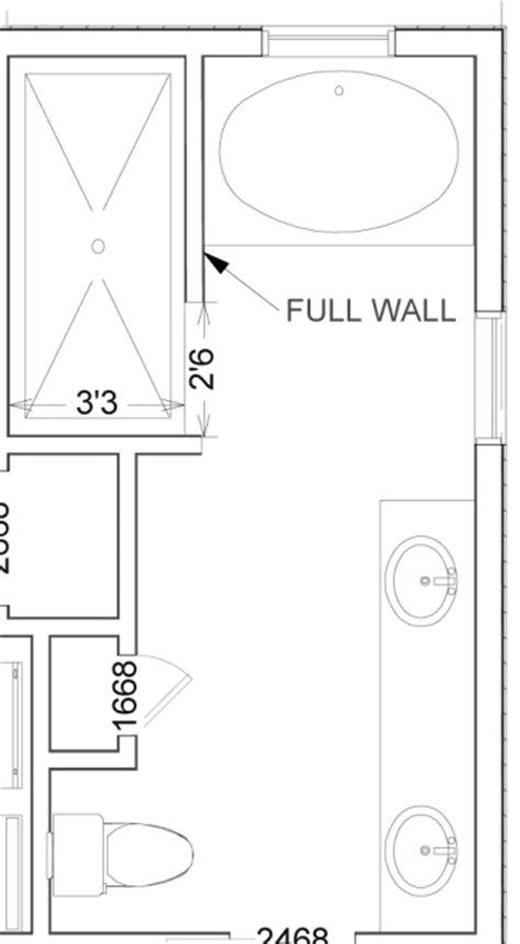 Walk In Shower Dimensions by Walk In Shower Dimensions Studio Design Gallery