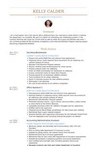 Cafeteria Worker Resume by Sle Resume For A Cafeteria Worker