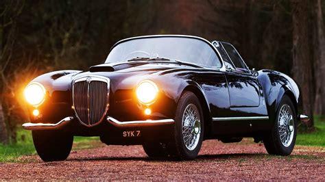 lancia classic car classic lights retro reflection