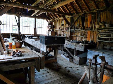 carpenters shop   original site  windlesham