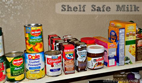 Milk Shelf where do you store your milk shelf safe milk