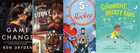 gratoony the loony the unpredictable of gilles gratton books top 10 gifts for hockey fans 2017 hockey by