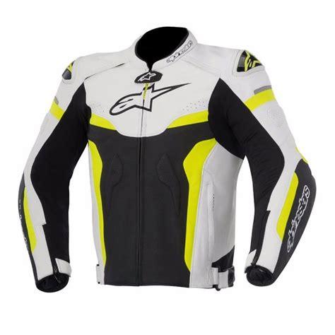 alpinestars celer leather jacket deri motosiklet montu