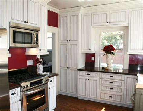 kitchen cabinets to ceiling floor to ceiling white kitchen cabinets with bead board