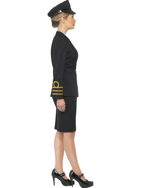 Navy Officer Dress by Navy Officers Costume 38819 Fancy Dress
