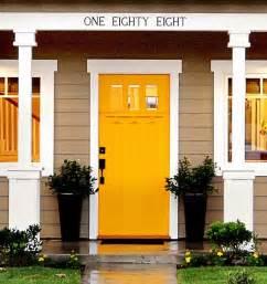 Front Doors Orange County Yellow Craftman Front Door Craftsman Entry Orange County By Contruction Handyman