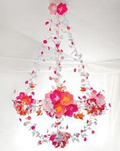 How To Make A Chandelier Out Of Paper - 1000 ideas about paper chandelier on