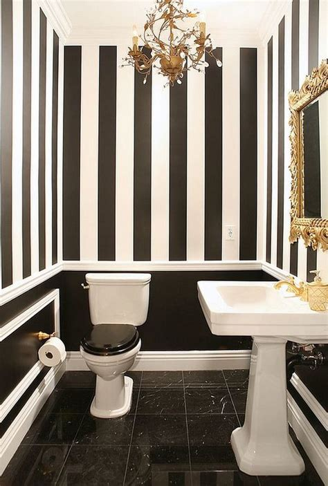 Bathrooms Black And White Ideas 10 Chic Black And White Bathroom Ideas