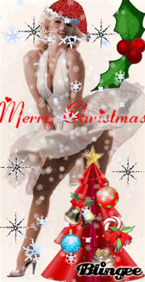 merry christmas  marilyn monroe picture  blingeecom