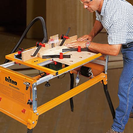 triton precision router table top only tools4wood