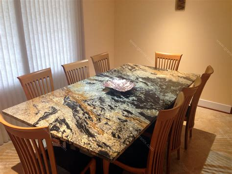 granite top kitchen table val d desert dream granite kitchen countertop island