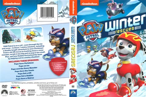 paw patrol winter rescues now on dvd mbsgiftguide giveaway paw patrol winter rescues dvd cover 2014 r1