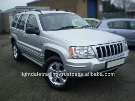 buy car manuals 2004 jeep grand cherokee electronic throttle control 2004 jeep grand cherokee 2 7 crd limited 5dr auto turbo