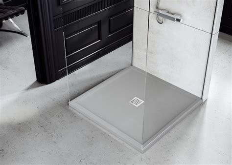 piatti doccia fiora enmarcado di fiora cuadangular blanco total gris