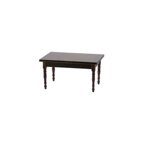 table walnut dollhouse dining room table superior