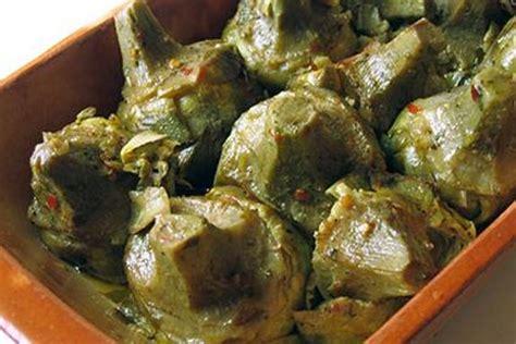 come cucinare le mammole carciofi alla romana la ricetta classica e originale