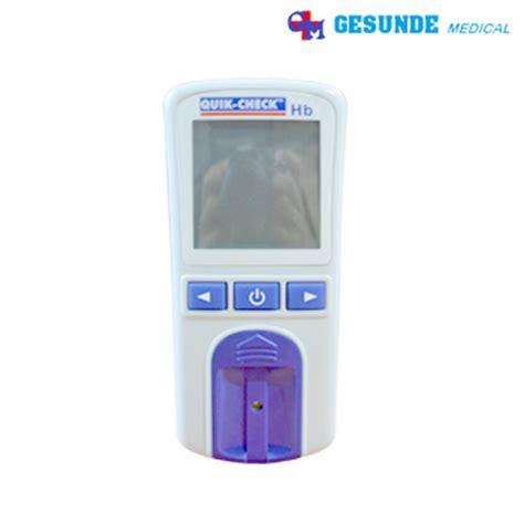 Jual Alat Test Verify jual alat cek hemoglobin darah dan hematrocit darah toko