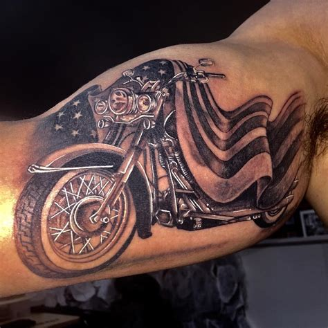 harley davidson tattoo 95 adventurous harley davidson tattoos