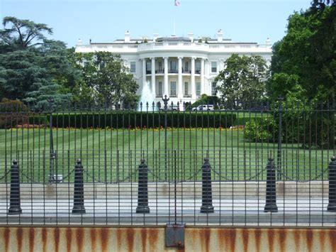 white house fence 5 white house security breaches secrecy surrounding the secret service
