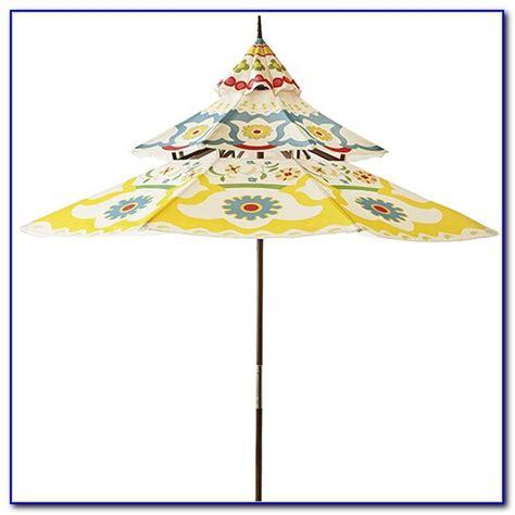 Floral Patio Umbrella Blue Floral Patio Umbrella Patios Home Decorating Ideas Om5wzxrr9w