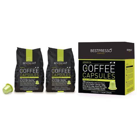 best nespresso flavors 120 bestpresso nespresso compatible gourmet coffee