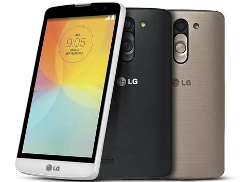 Lg Bello lg l bello smartphone review notebookcheck net reviews