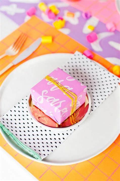 cadeau de table noel 1001 images pour r 233 aliser un marque place no 235 l original