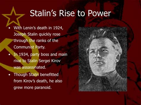 The Rise To Power how did joseph stalin rise to power writersgroup968 web