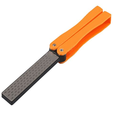 file knife sharpener sided foldable file sharpener knife scissor