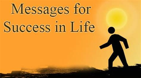 message for success in life best wishes for success